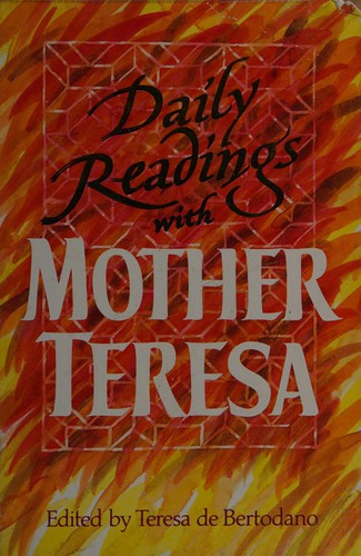 Daily Readings with Mother Teresa