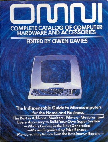 Omni Complete Catalog of Computer Hardware and Accessories