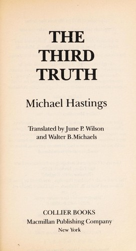 The Third Truth