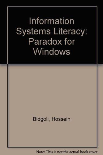 Information Systems Literacy