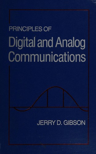 Principles of Digital and Analog Communications