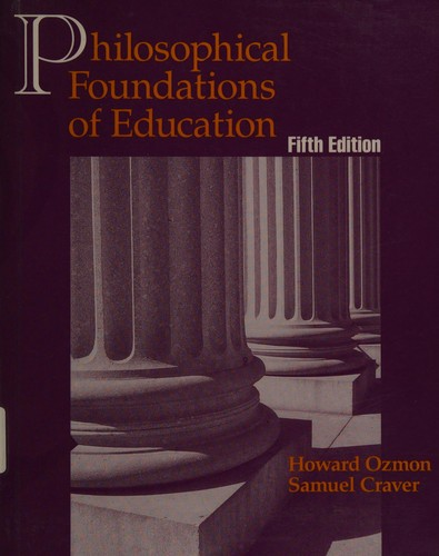 Introduction to Philosophical Foundations of Education