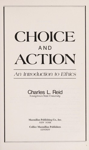 Choice and Action