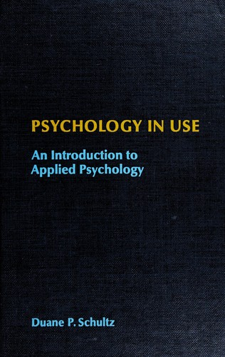 Psychology in Use