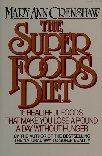 The Super Foods Diet