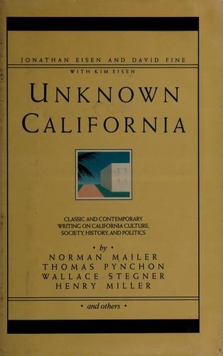 Unknown California