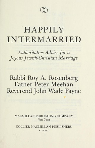 Happily Intermarried