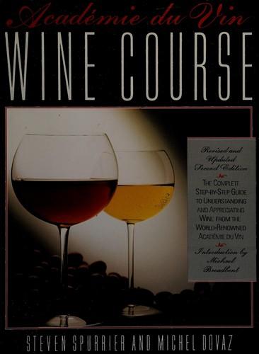 Academie Du Vin Wine Course