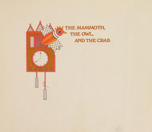 The Mammoth, the Owl, and the Crab