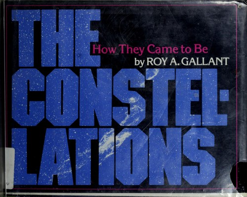 The Constellations, How They Came to Be