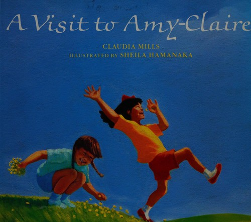 A Visit to Amy-Claire