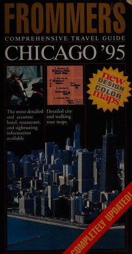 Frommer's City Guide to Chicago, 1995