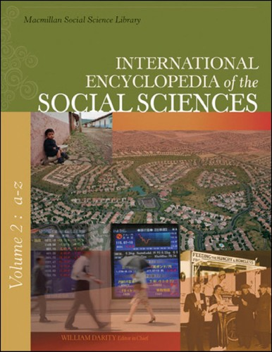 International Encyclopedia of the Social Sciences