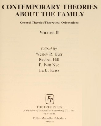 Contemporary Theories about the Family