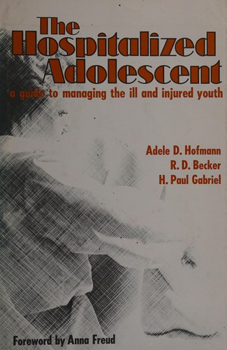 The Hospitalized Adolescent