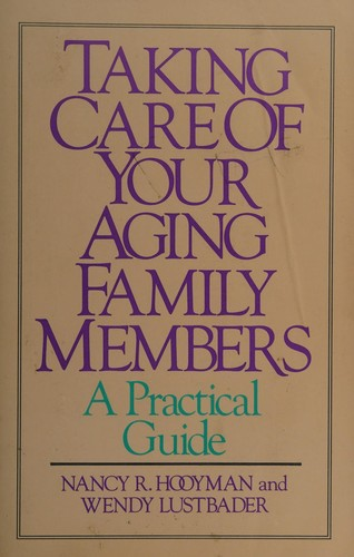 Taking Care of Your Aging Family Members