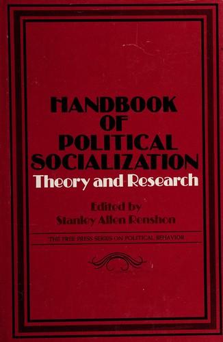 Handbook of Political Socialization