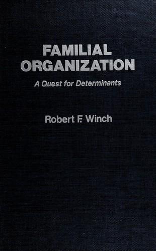 Familial Organization