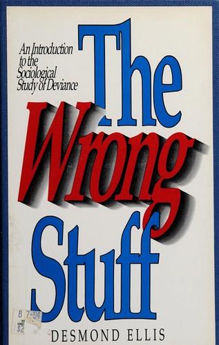 Wrong Stuff