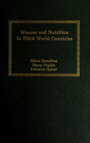 Women and Nutrition in Third World Countries
