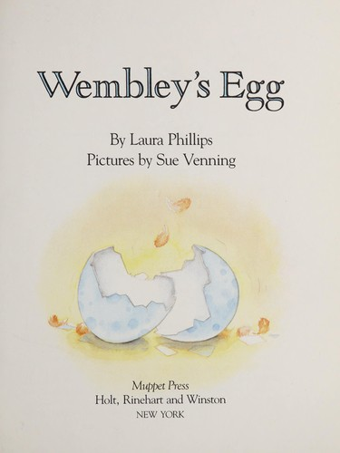 Wembley's Egg
