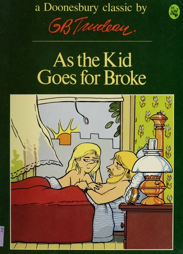 As the Kid Goes for Broke