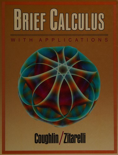 Brief Calculus with Applications