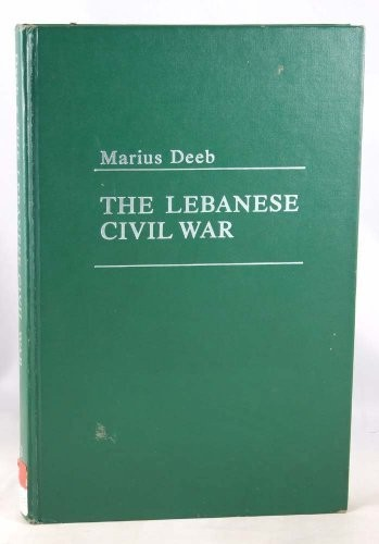 The Lebanese Civil War