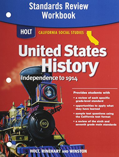 Holt United States History California