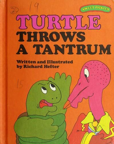 Turtle Throws a Tantrum