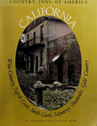 California, a Guide to the Inns of California