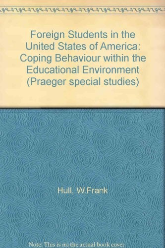 Foreign Students in the United States of America