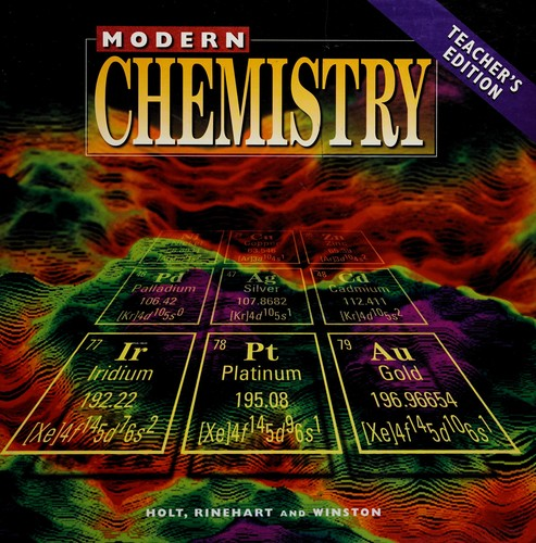 Annotated Tchr's Ed Modern Chemistry 99