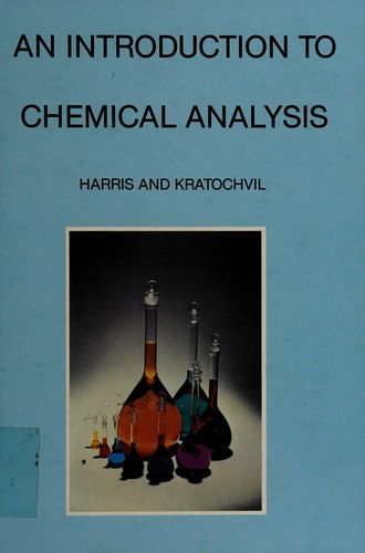 An Introduction to Chemical Analysis