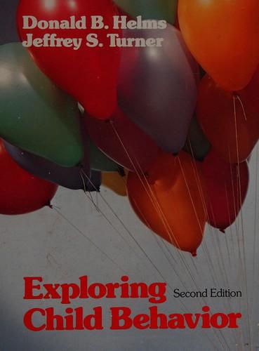 Exploring Child Behavior