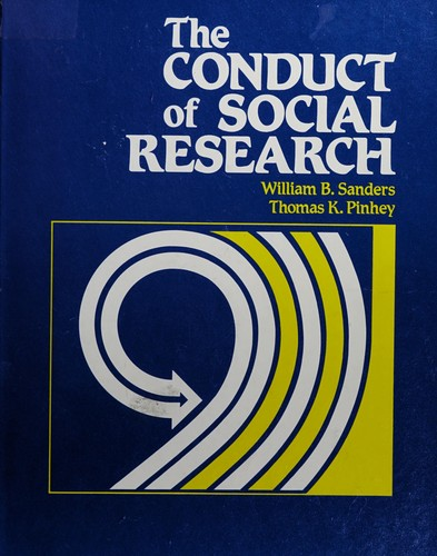 The Conduct of Social Research