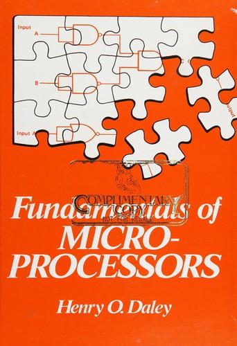 Fundamentals of Microprocessors