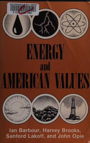 Energy and American Values