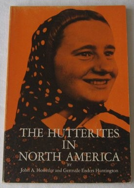 Hutterites in North America