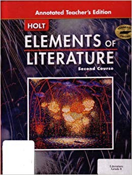Ate Elements of Literature 2005 G 8
