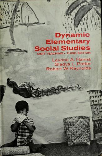 Dynamic Elementary Social Studies