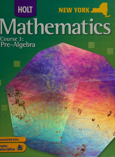 Holt Mathematics New York
