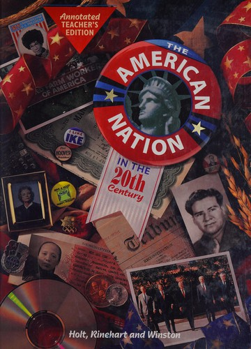 The American Nation in the 20th Century