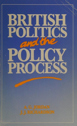 British Politics and the Policy Process