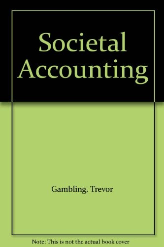 Societal Accounting