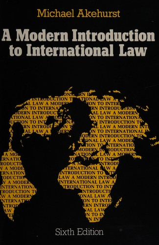 A Modern Introduction to International Law