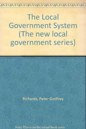 The Local Government System