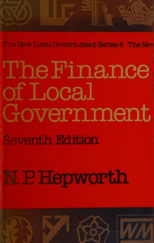 The Finance of Local Government