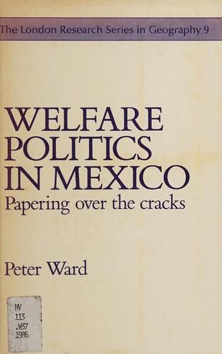 Welfare Politics in Mexico