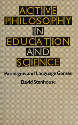 Active Philosophy in Education and Science